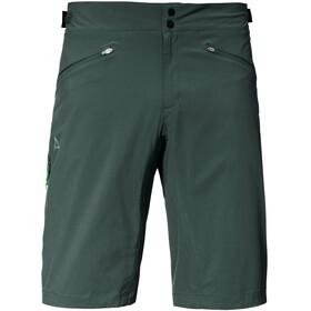 Schöffel Trans Canada Pantaloncini Uomo, verde oliva